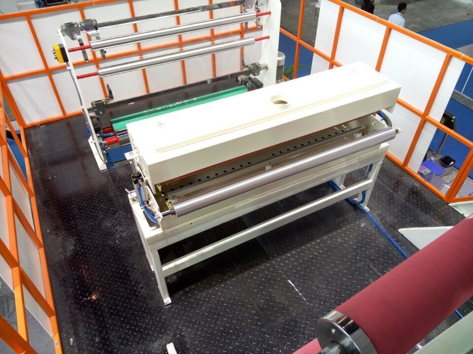 Factory direct low price full automatic plastic PP/PE plastic bag film blown machine