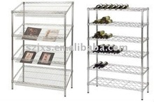 industrial shelves pipe storage rack pcb storage
