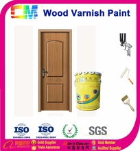 Polyurethane Wood Varnish for Outdoor Wood Furniture Protection