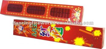 RED FIRECRACKERS DANCING FIREWORKS
