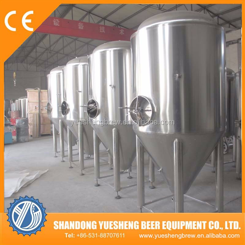 2000l Industrial Brewing Equipment And Alcohol Production