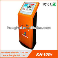 Hot Selling Shopping Mall Touch Screen Payment Terminal Kiosk