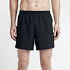 Mens nylon Running Short Training Gym Shorts black cargo shorts