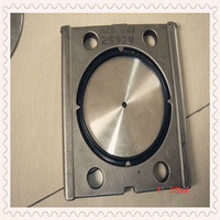 cemented carbide orifice plate flow meter
