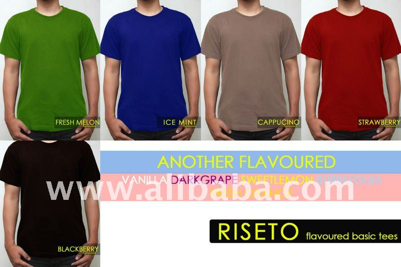 Flavoured Basic Tees