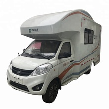 China luxury Diesel Engine RV camper car motor Caravan Motorhome