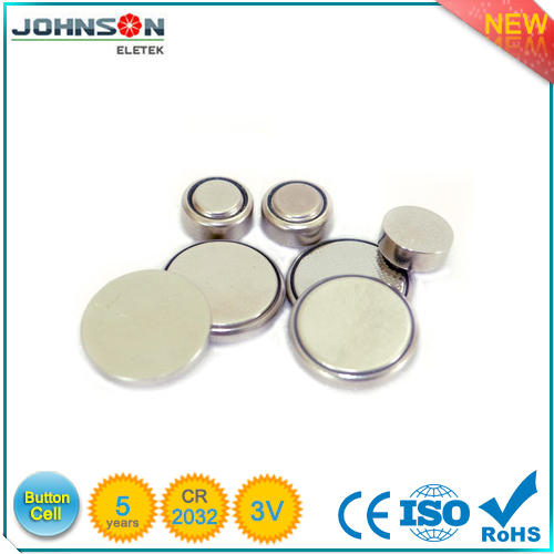 Lithium Button Battery(CR2032)