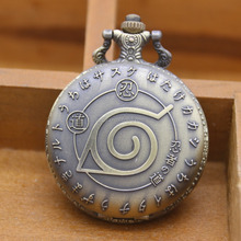 Japan hot sale cartoon game pocket watch animation pocket watch