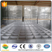 Huilong factory woven heavy 10 gauge welded wire mesh panels
