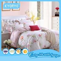 New promotion bedding sheet sets100% cotton bedding set
