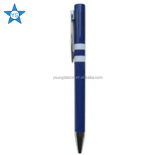 Twist Action Smooth Ink Writing Custom Printing Pen