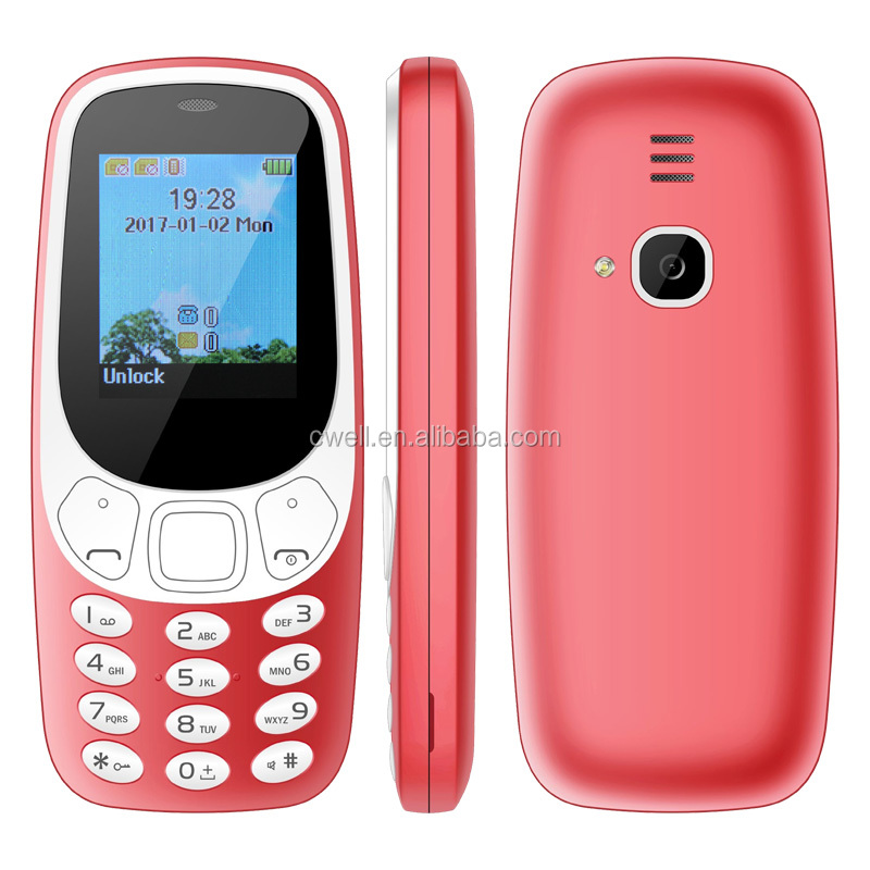 2017 Newest For Nokia 3310 mobile phone