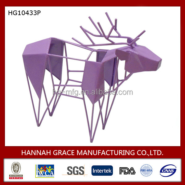 Hot Sale Decorative Metal Craft Elephant