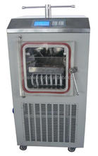 TPV-10G Electric heated Drying euipment bio medical Vacuum Freeze Dryer with LCD display