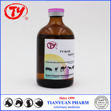 Calves, foals, lambs, piglets Injection Supplier Sodium Selenite and Vitamin E Injection