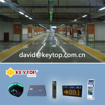 KEYTOP Intelligent Vehicle Tracking System /Car Finder System / Car Park Security System