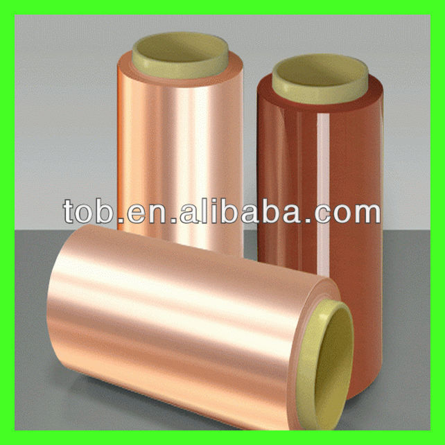 Lithium ion battery pack anode current collector material electrolytic copper foil