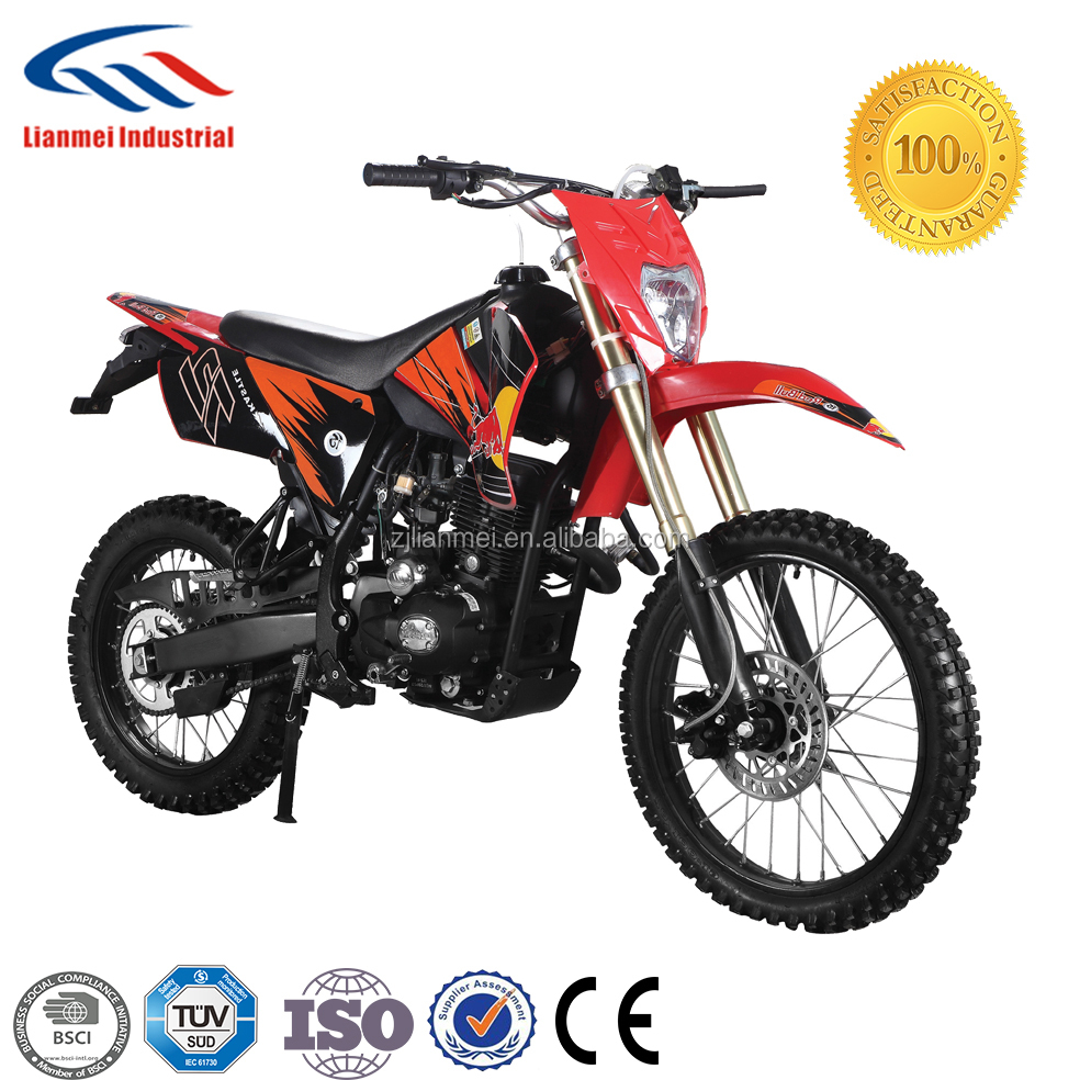 adult size 150cc motorcycle off road use only with CE approved
