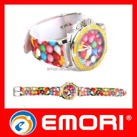 China Supply Watch Hot Sales Beautiful Colorful Women Vogue Watch