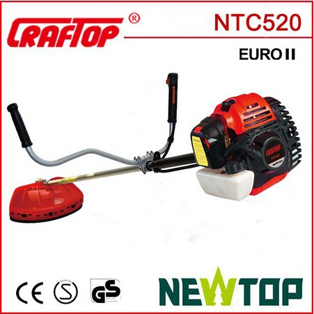 CRAFTOP PETROL GARDEN GRASS BRUSH CUTTER , GAS STRIMMER AND TRIMMER 52CC