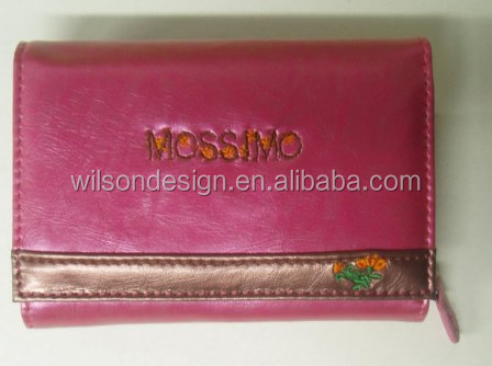 importer of leather wrist rfid wallet