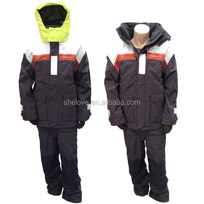 Thermal Sailing Flotation Suit/Jacket/Trousers
