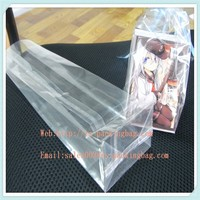 recyclable food plastic bopp packing bag bopp square bottom bag