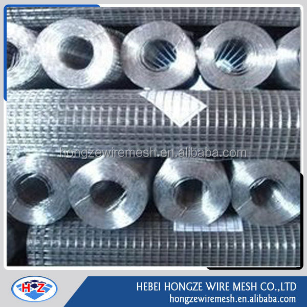 electro/hot dipped G.I. welded wire mesh ISO9001:2000(factory)