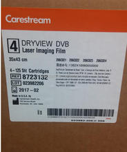carestream Dryview DVB laser imaging film x ray kodak laser x-ray kodak medical film