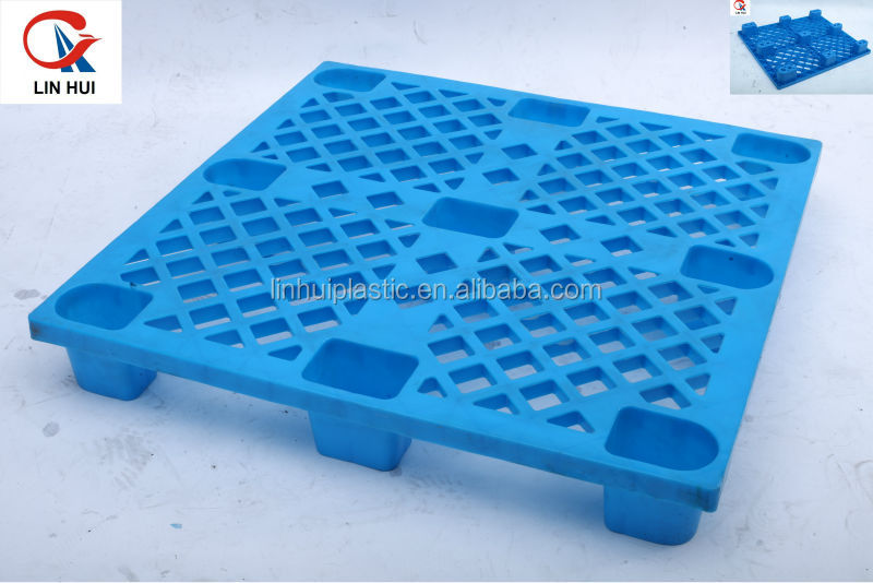 HDPE 4-way high standard plastic pallet lots for sale