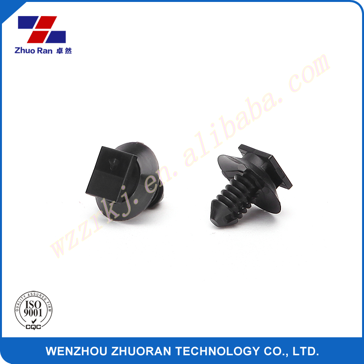 1712601 Auto fastener plastic cable clips for car