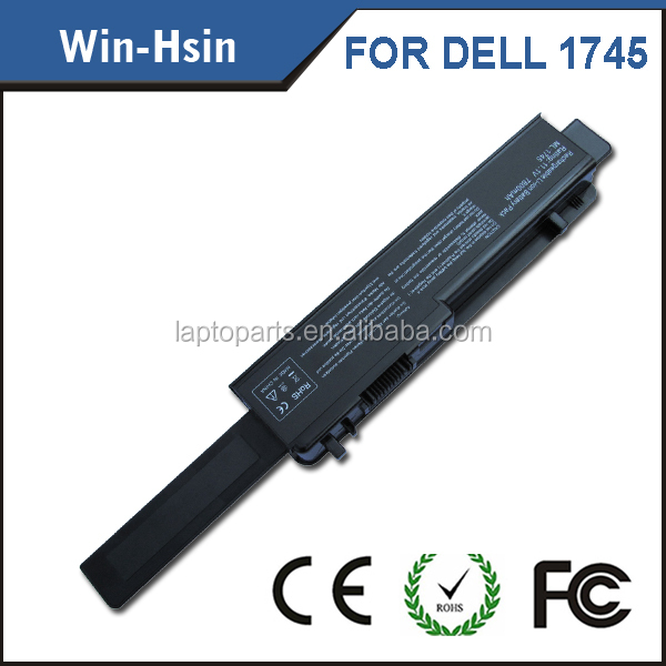 standard battery for dell 1745 9 cell for laptop battery detector
