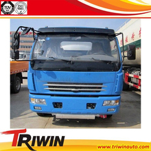 BEST PRICE DONGFENG MANUFACTURERS 4*2 90hp, 130 hp, 160 hp, 180hp, 190hp DIESEL ENGINE 6000 LITER FUEL TANK TRUCK SALE