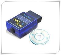 MINI OBD II Connector OBD Scan TOOL Wireless Vgate Scan elm327, elm327 vgate bluetooth scan tool