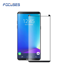Case Friendly 3D Tempered Glass Screen Protector for Galaxy Note 8, For Note 8 Tempered Glass, For Note 8 Screen Protector