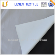 Lesen Textile coated 100 polyester micro fiber peach skin fabric