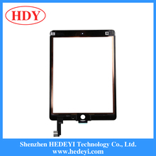 replace digitizer touch screen for ipad air 2 a1566 high quality