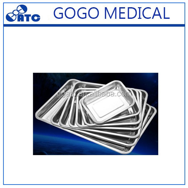 Best products for emergency medical surgical trays stainless steel on sale