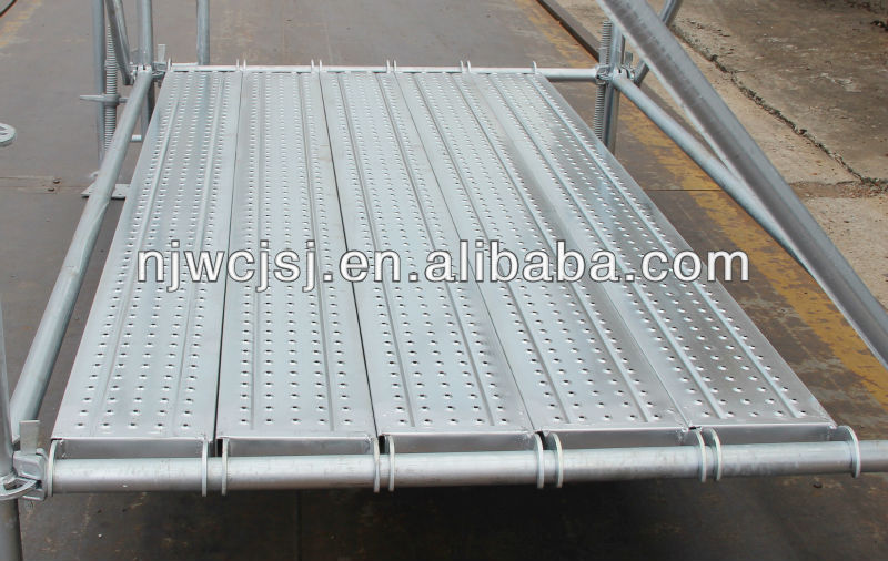 Scaffold Walk Board : Steel plank galvanized walk board buy