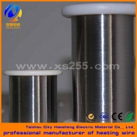 non - deforming, easy repair, corrosion resistant nickel chromium wire Ni80Cr20