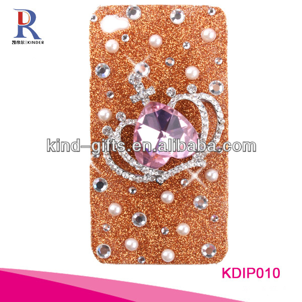 Factory Supply Bling Case For Ipod Touch 4