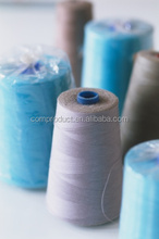 Wholesale High Quality Spun Polyester 40/2 Customized Colored Sewing Thread
