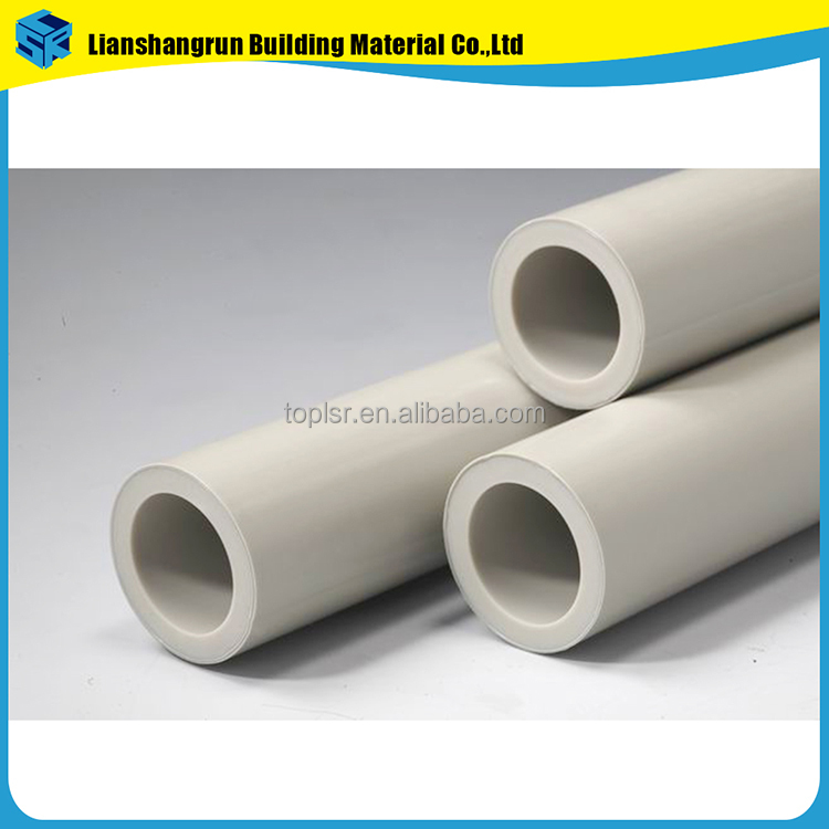 wholesale cheap high quality heat insulation ppr pipe