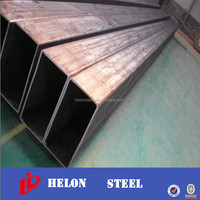 133mm diameter steel pipe ! erw welding square pipes welded steel square tube pipe connectors