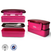 2014 PP hot sale eco friendly most demanded plastic bento box