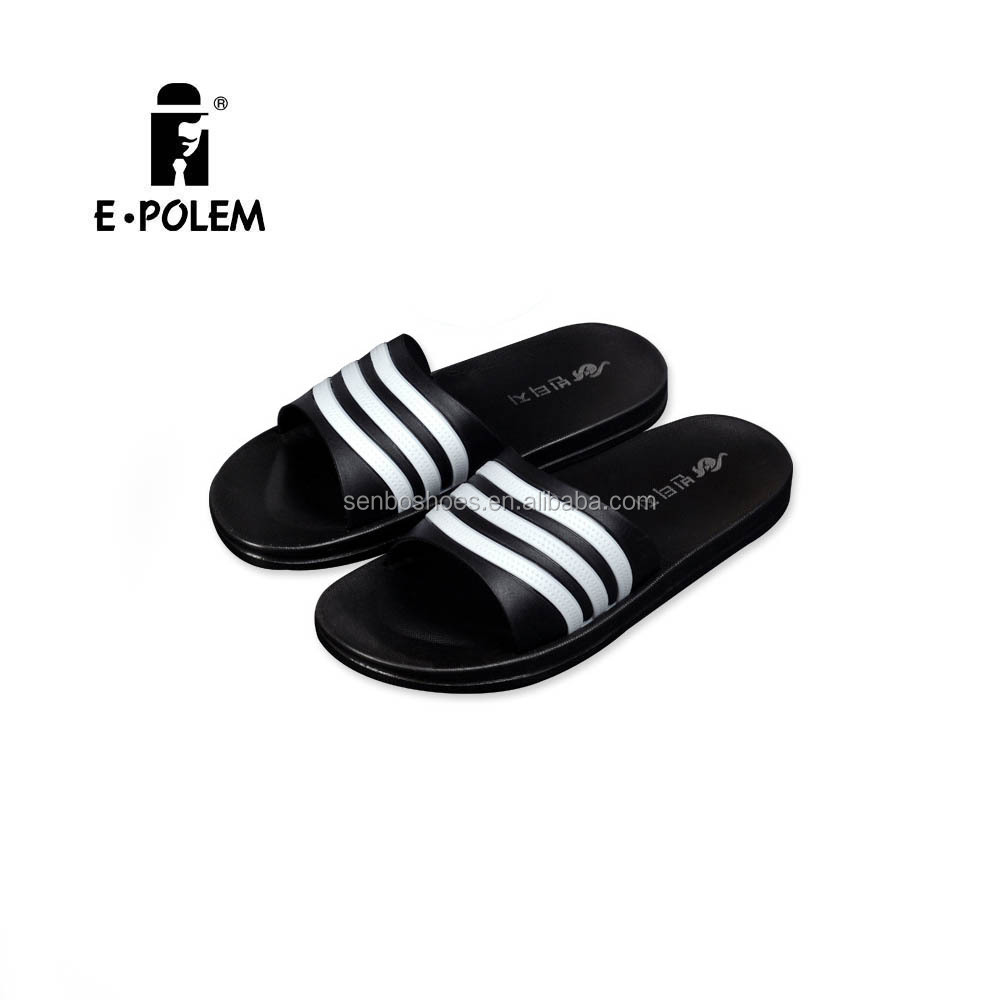 Women Slippers stripes Unisex Slippers for couples home bathroom shower,summer cool Sandals