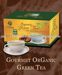 Organo gold organic green tea