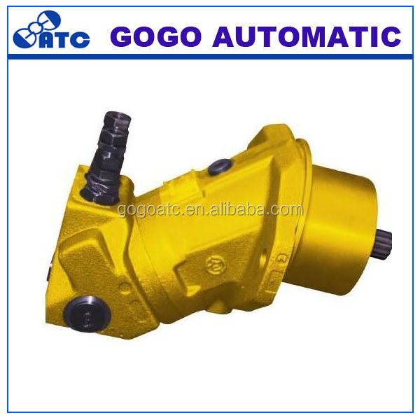Fixed displacement plug in motor A2FE hydraulic motor