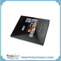 Printing A4 Hardcover Paper 3 Ring Binder