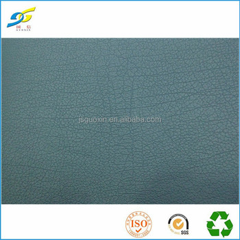 1.2mm #8058 pvc synthetic leather for car seat